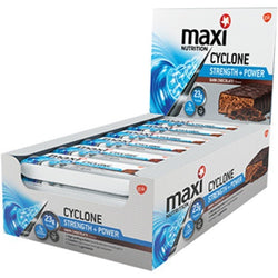 MaxiNutrition Cyclone Bar 12 x 60g Bars / Choc Mint Protein  www.nutri4u.co.uk - 1