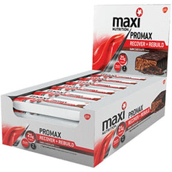 MaxiNutrition Promax Bars 12 x 60g Bars / Blueberry Smoothie Protein  www.nutri4u.co.uk - 1