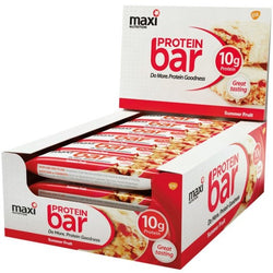 MaxiNutrition Protein Bar 12 x 45g Bars / Chocolate Caramel Protein  www.nutri4u.co.uk - 1