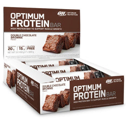Optimum Nutrition Protein Bar 10 x 60g Bars / Chocolate Peanut Butter Protein  www.nutri4u.co.uk