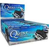 Quest Bar 12 x 60g Bars / Apple Pie Protein  www.nutri4u.co.uk - 1