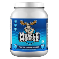 Muscle Moose Protein Dessert 750g (15 Servings) / Bubbly Mint Chocolate Protein Dessert  www.nutri4u.co.uk
