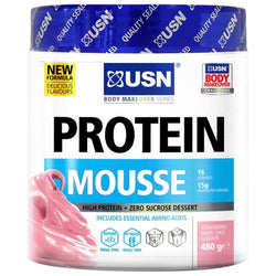 USN Protein Mousse  Protein Dessert  www.nutri4u.co.uk - 1