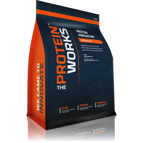The Protein Works Protein Pancakes 1kg / Butterscotch Protein Meals  www.nutri4u.co.uk