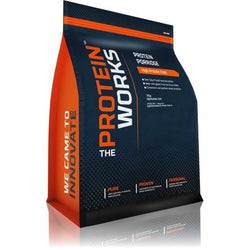 The Protein Works Protein Porridge 2kg / Apple Cinnamon Protein Meals  www.nutri4u.co.uk