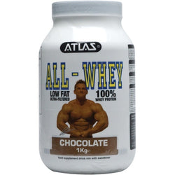Atlas All Whey Protein 1kg / Banana Protein  www.nutri4u.co.uk - 1