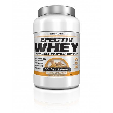 Efectiv Sports Nutrition Efectiv Whey 908g (30 Servings) / Salted Caramel Protein  www.nutri4u.co.uk - 2