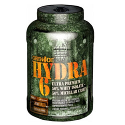 Grenade Hydra 6 1.8kg (52 Servings) / Chocolate Charge Protein  www.nutri4u.co.uk - 1