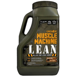 Grenade Muscle Machine Lean 1.84kg (23 Servings) / Chocolate Milkshake Protein  www.nutri4u.co.uk