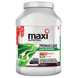 MaxiNutrition Promax Lean 765g (17 Servings) / Banana Protein  www.nutri4u.co.uk - 1