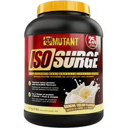 Mutant Iso Surge 2.27kg (73 Servings) / Banana Cream Protein  www.nutri4u.co.uk - 1