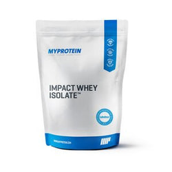 Myprotein Impact Whey Isolate 1kg (40 Servings) / Banana Protein  www.nutri4u.co.uk