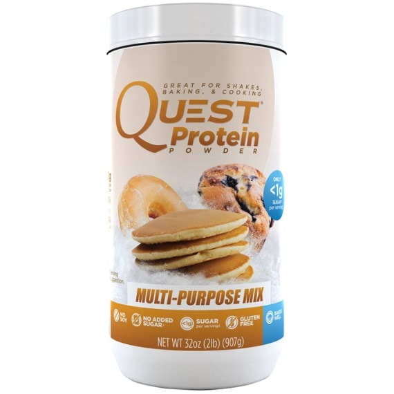 Quest Nutrition Protein Powder Multi-Purpose Mix 908g / Unflavoured Protein  www.nutri4u.co.uk