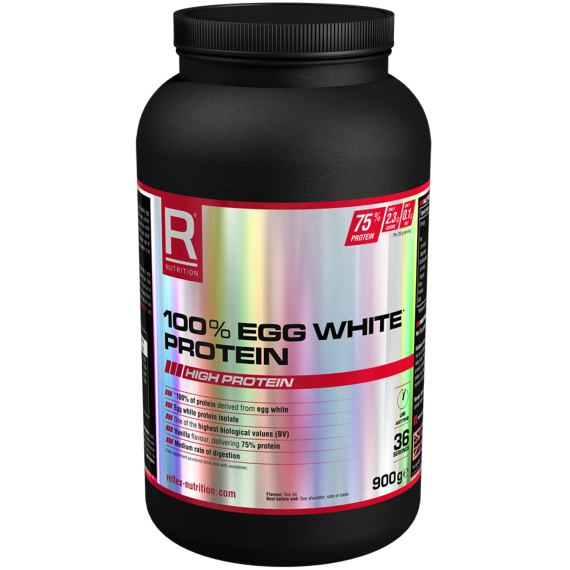 Reflex Nutrition 100% Egg White Protein 900g / Chocolate Protein  www.nutri4u.co.uk