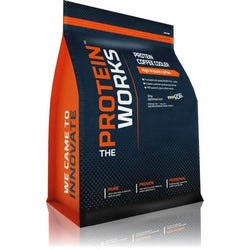 The Protein Works Protein Coffee Coolers 500g / Belgian Choca Mocha Protein  www.nutri4u.co.uk