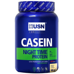 USN Casein 908g / Strawberry Protein  www.nutri4u.co.uk