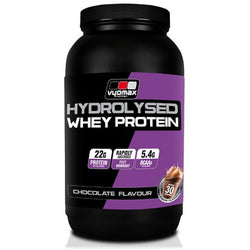 Vyomax Nutrition Hydrolysed Whey Protein 908g / Chocolate Protein  www.nutri4u.co.uk