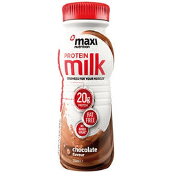MaxiNutrition Protein Milk 1 x 250ml / Chocolate Protein  www.nutri4u.co.uk - 1