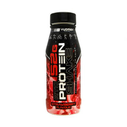 Vyomax Nutrition RTD 52g Protein Drink 6 x 500ml / Strawberry Protein  www.nutri4u.co.uk