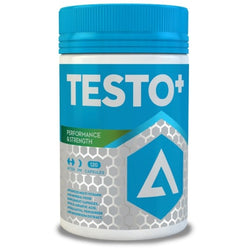 Adapt Nutrition Testo+ 120 Caps Testosterone Booster  www.nutri4u.co.uk