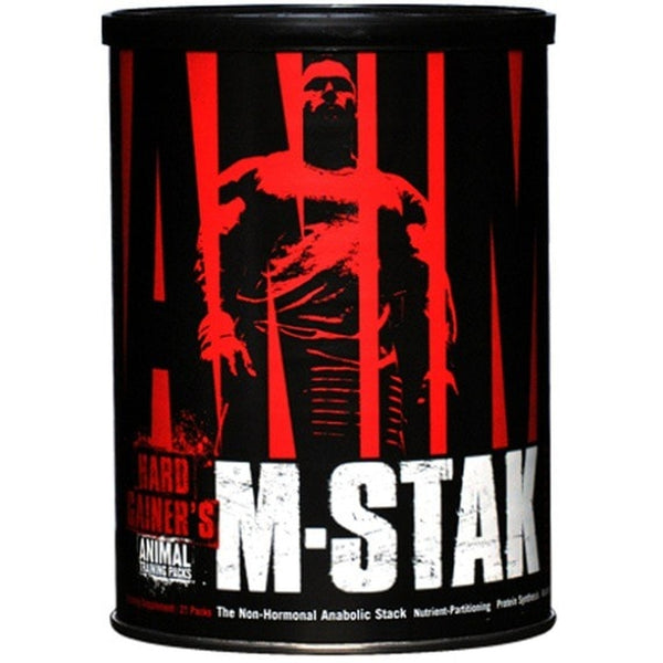 Animal M-Stak 21 Paks Testosterone Booster  www.nutri4u.co.uk