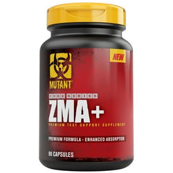 Mutant Core Series ZMA+ 90 Caps (45 Servings) Testosterone Booster  www.nutri4u.co.uk