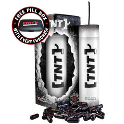 TNT Supplements Test Your Limits 120 Caps Testosterone Booster  www.nutri4u.co.uk