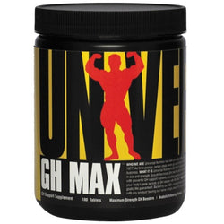 Universal Nutrition GH Max 180 Caps Testosterone Booster  www.nutri4u.co.uk