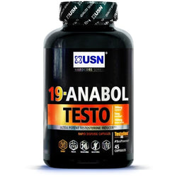 USN 19-Anabol Testo 45 Caps Testosterone Booster  www.nutri4u.co.uk - 1