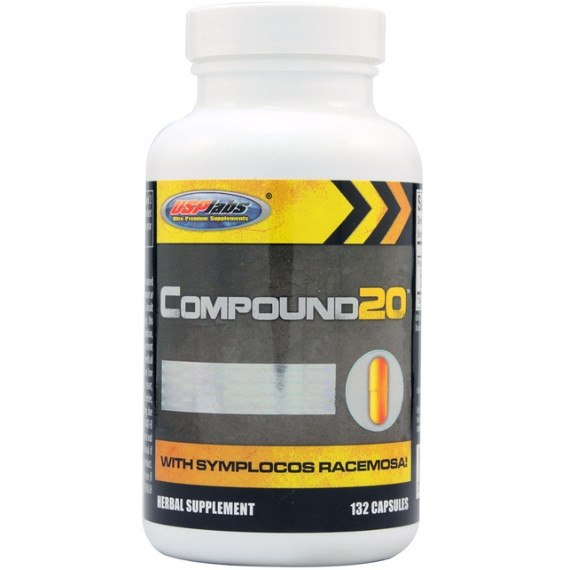 USP Labs Compound 20 120 Caps Testosterone Booster  www.nutri4u.co.uk