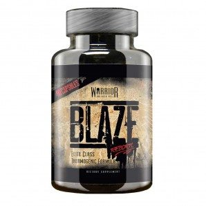 Warrior Blaze Reborn 90 Caps Weight Management  www.nutri4u.co.uk