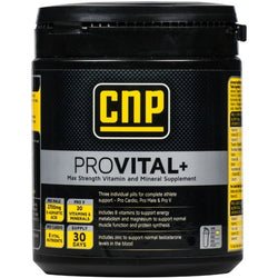 CNP Professional Pro Vital+ 30 Servings (1 Month's Supply) Vitamins & Minerals  www.nutri4u.co.uk