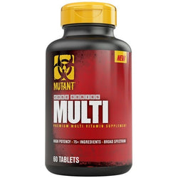 Mutant Core Series Multi 60 Tabs (30 Servings) Vitamins & Minerals  www.nutri4u.co.uk