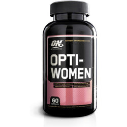 Optimum Nutrition Opti-Women 60 Caps (30 Servings) Vitamins & Minerals  www.nutri4u.co.uk - 1