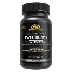 PVL Essentials Multi-Maxx 60 Caps Vitamins & Minerals  www.nutri4u.co.uk