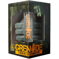 Grenade Thermo Detonator 100 Caps Weight Management  www.nutri4u.co.uk - 1
