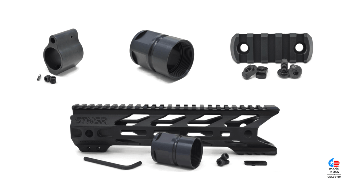 Ultimate HWK M-Lok Bundle