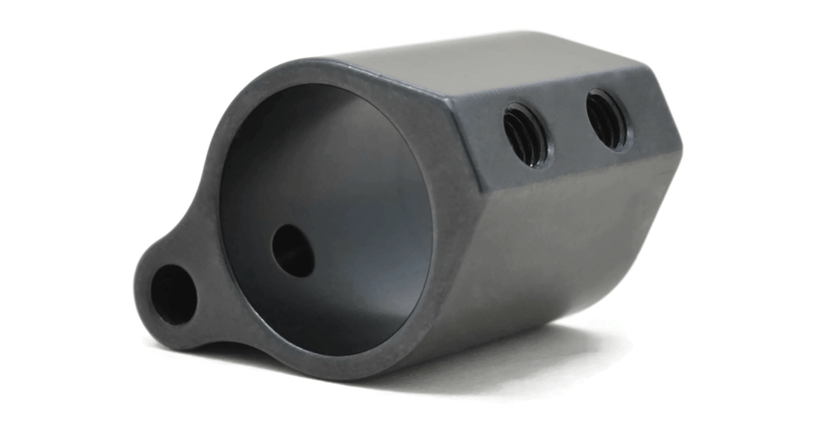 "Low Profile Set Screw Gas Block .750"" - AR15/M4"