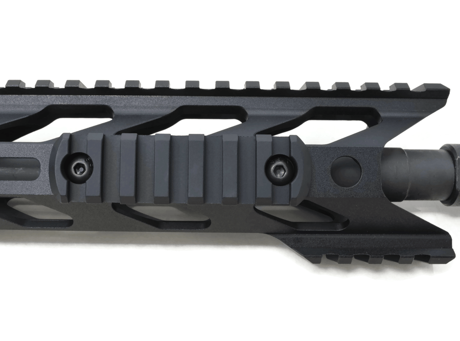 M-Lok 7 Slot Picatinny Rail Section