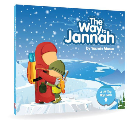 The Way To Jannah - Anafiya Gifts