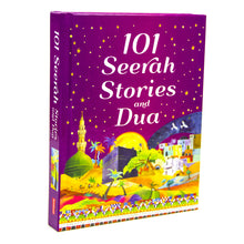 Load image into Gallery viewer, 101 Seerah Stories and Dua - Anafiya Gifts