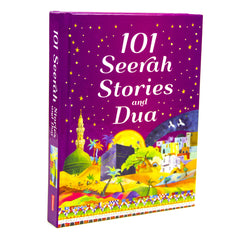 101 Seerah Stories and Dua - Anafiya Gifts