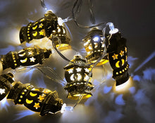 Load image into Gallery viewer, Lantern Lights - Gold - Anafiya Gifts