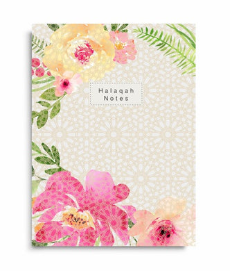 PerfectBound Halaqah Notes Notebook - Anafiya Gifts