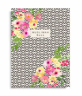 Muslimah Boss Notebook - Anafiya Gifts