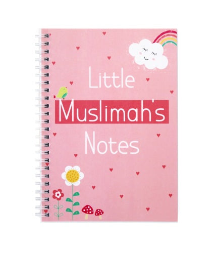 Little Muslimah's Notes - Flower - Anafiya Gifts