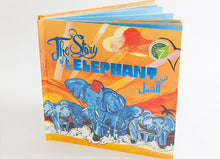Load image into Gallery viewer, The Story of The Elephant Pop-Up Book