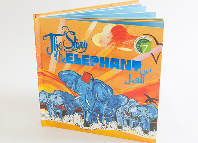 The Story of The Elephant Pop-Up Book