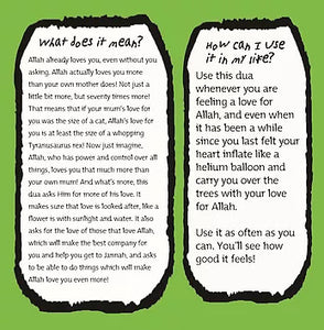 23 Duas for Kids - Anafiya Gifts