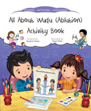 All About Wudu (Ablution) Activity Book - Anafiya Gifts